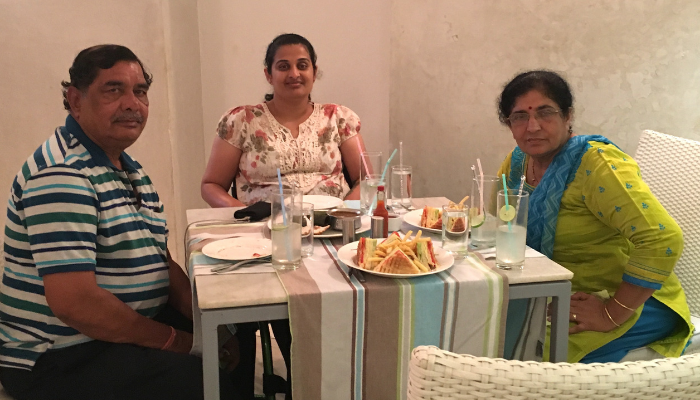Accessible places to eat in Pondicherry