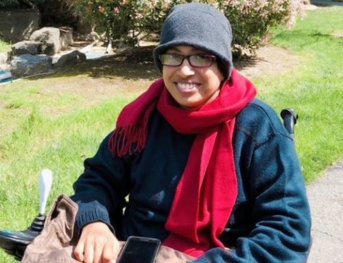 """""""Life does not end after a spinal cord injury"""" 
